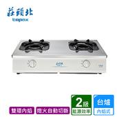 《莊頭北》莊頭北_內焰台爐不鏽鋼面板TG-6603S送標準安裝(BA010005)(TG-6603S)