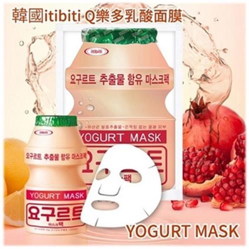 《韓國BONI》乳酸菌多多面膜(25ml/片)