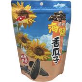 《統記》黑糖海鹽味香瓜子(180公克)