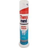 《THERAMED德拉美》站立式牙膏100g/瓶持久清新