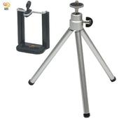 《月陽》手機相機兩用迷你攜帶型2節式三腳架(M1317)