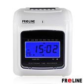 《FReLINE》LCD電子打卡鐘 FP-L21