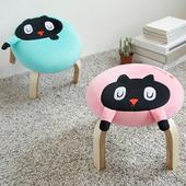 《Kuroro X Duma》貓貓掌小椅(粉色)