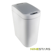 《NINESTARS》防水感應垃圾桶DZT-7-2S