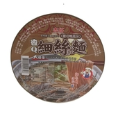 《吉好》香Q細絲麵-65g/碗薑母鴨風味 $22