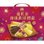 《金孔雀》花漾美饌禮盒(416g)
