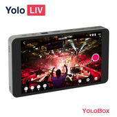 《YoloBox》4G Encoder 掌上直播間 LIV Create Smart