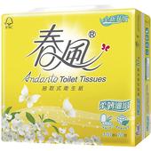 《春風》柔韌細緻抽取式衛生紙(110抽*10包)