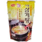 《韓味不二》夏林蔘雞湯(1000公克)