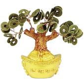 古銅錢元寶樹(小)(T8018)