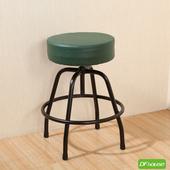 《DFhouse》麥肯基-泡棉旋轉椅(綠色)