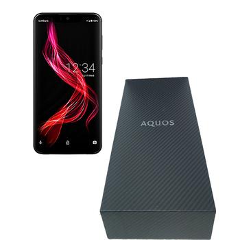 《Sharp》Aquos Zero 6.2吋OLED曲面智慧型手機(曜石黑)
