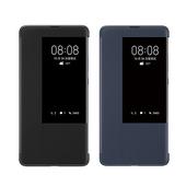 《HUAWEI 華為》Mate20 X 原廠智能視窗皮套 (台灣公司貨-盒裝)(黑色)
