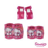 《Hello Kitty》凱蒂貓KITTY。兒童運動護具組 HCC21219-320