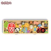 《BeginAgain》木頭造型玩具(農場動物 I1601)