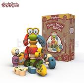 《BeginAgain》木頭造型玩具(機器人總動員 I1608)
