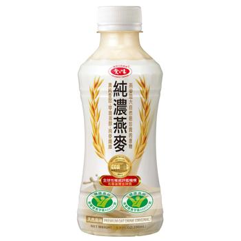 《愛之味》純濃燕麥290ml(24瓶/箱)(24瓶/箱*3)