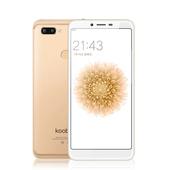 《Koobee》S12 雙鏡頭5.7吋全螢幕八核雙卡人臉辨識智慧型手機-贈原廠清水套+保貼金色 $4390