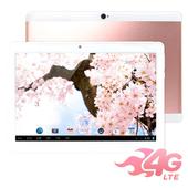 《IS愛思》奇蹟覺醒 玫瑰金 10.1吋八核心4G LTE通話平板電腦(4G/32GB)(玫瑰金)