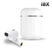 《SOYES》升級版迷你無線藍牙耳機i8X(單耳)(白色)