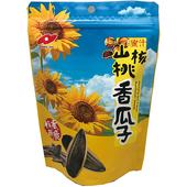 《統記》蜜汁山核桃味香瓜子(180公克)