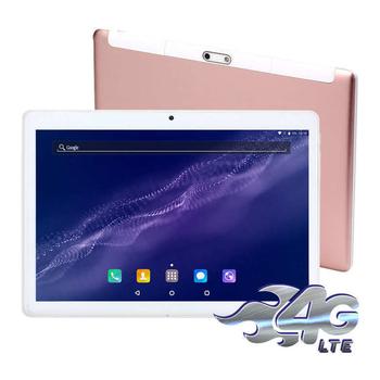 《IS愛思》幻想無雙 玫瑰金 10.1吋四核心4G LTE通話平板電腦 (4G/32GB)(玫瑰金)