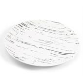 《halla malmo》北歐夕陽灰系列(10吋淺式盤)