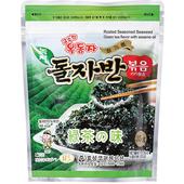 海苔酥-35g(綠茶)