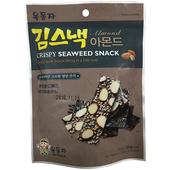 《韓國玉童子》海苔片-18g(杏仁口味)