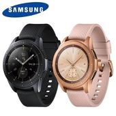 《Samsung》Galaxy Watch LTE版 智慧手錶(R815黑色)