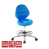 《GXG》GXG 吧檯椅 加椅背 (寬鋁腳+踏圈+防刮輪) TW-T10LU1XK(備註顏色+款式)