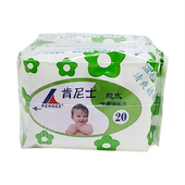 《肯尼士》抗菌潔膚濕紙巾(20抽X4包/組)UUPON點數5倍送(即日起~2019-08-29)