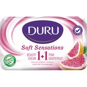 《DURU》乳霜保濕美膚皂 80g紅葡萄柚 $15