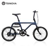 《TSINOVA》TS01 ONE 20吋 電動輔助自行車 小徑車 電輔車 電單車(消光黑)