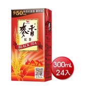 《統一》麥香紅茶300ml*24入 $205