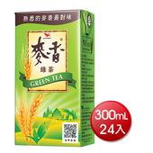 《統一》麥香綠茶(300ml*24入)
