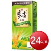 《統一》麥香綠茶(375ml*24入)