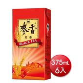 《統一》麥香紅茶(375ml*6入)