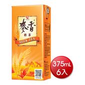 《統一》麥香奶茶(375ml*6入)