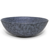《halla malmo》北歐之夜系列 碗-天空灰(6.5吋)