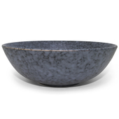 《halla malmo》北歐之夜系列 碗-天空灰(8.25吋)