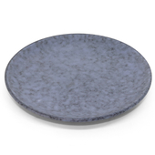 《halla malmo》北歐之夜系列 圓盤-天空灰(6吋)