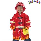 《美國Kidorable》童趣雨衣 3T(消防員款)