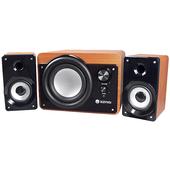 《KINYO》2.1 聲道超重低音喇叭 KY-7360