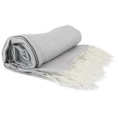 《halla malmo》編織毯-岩石灰(130*170 cm)