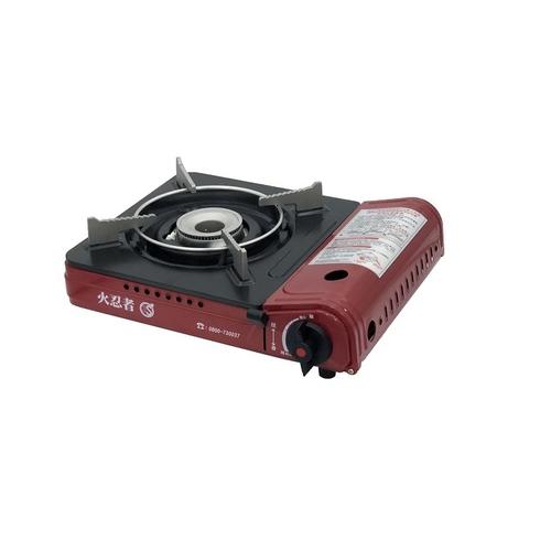 《火忍者》A009攜帶式卡式爐(2.6KW  S1-A009D)