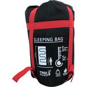 《Treewalker》法蘭絨暖暖睡袋(190x72cm)