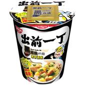 《日清》出前一丁黑蒜油豬骨湯味即食麵(72g/杯)