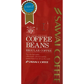 《澤井》咖啡豆-200g/袋(拿鐵歐蕾)