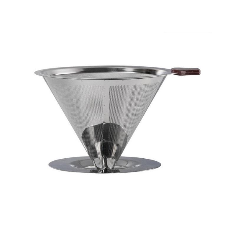 《304不鏽鋼》咖啡濾網(10.3X8.5CM)